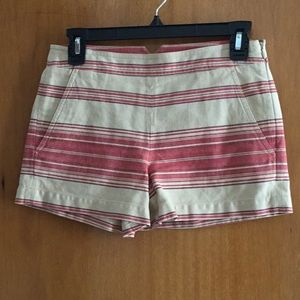 100% cotton BCBGMaxaria shorts